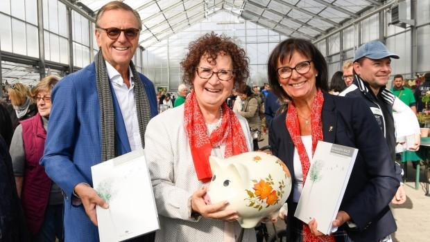 Europa-Park Charity-Flohmarkt Kretschmann Mack