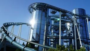 """""""Euro-Mir"""" im Europa-Park nach Zwischenfall geschlossen"""