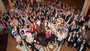 Europa-Park ehrt 2017 über 150 Mitarbeiter für langjährige Mitarbeit