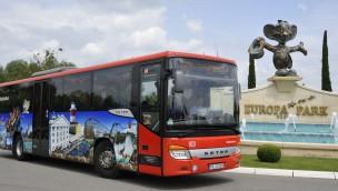Bessere Busverbindung nach Rust: Europa-Park unterstützt kreisübergreifendes Pilotprojekt