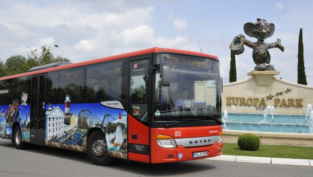 Europa-Park Linienbus Rust