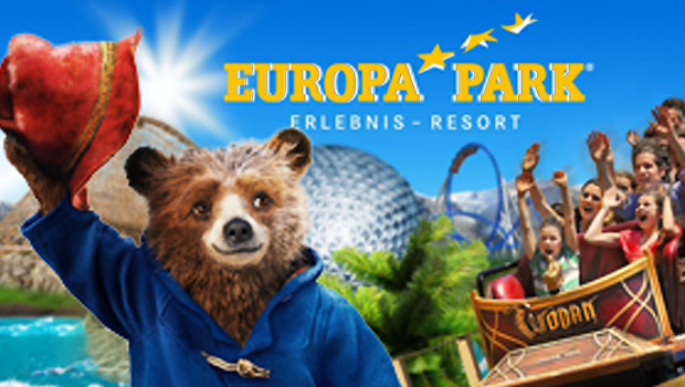 Europa-Park Paddington Bär