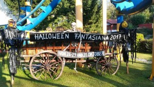"""Fantasiana lädt 2017 zu """"Happy Halloween"""": Erlebnispark Strasswalchen mit Gruselprogramm für Groß und Klein"""