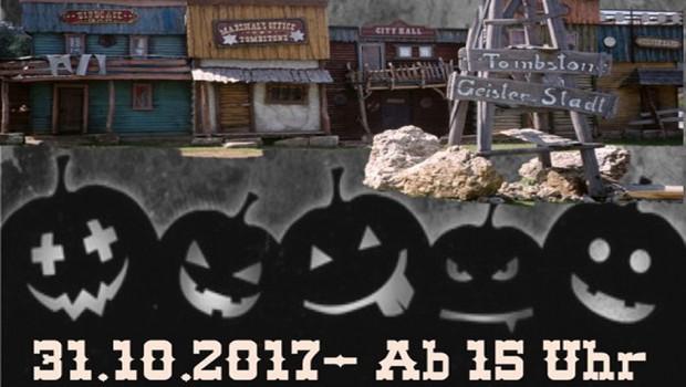 Fränkisches Wunderland Halloween Event