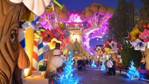 """Gardaland feiert """"Magic Winter"""" 2017: Zauberhafte Weihnachtsstimmung ab 8. Dezember"""