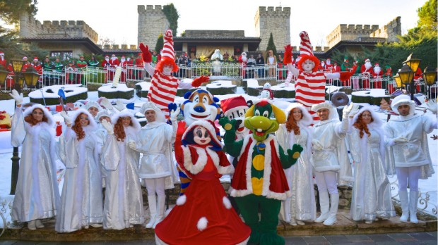 Gardaland Magic Winter Show