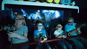 """Heide Park erweitert Silvester-Angebot 2017 für Hotelgäste um """"Ghostbusters 5D – Die ultimative Geisterjagd"""""""