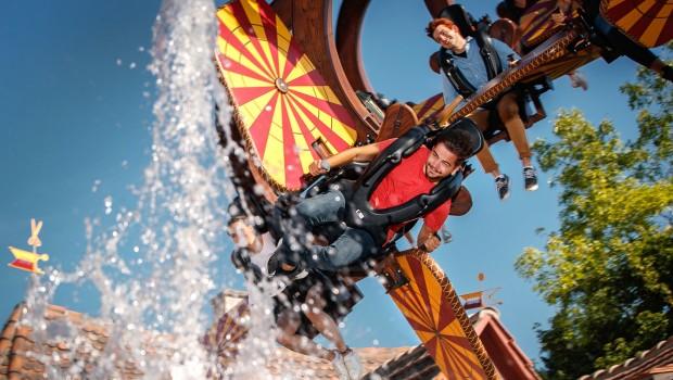 Höhenflug Erlebnispark Tripsdrill 2017 Stimmungsfoto