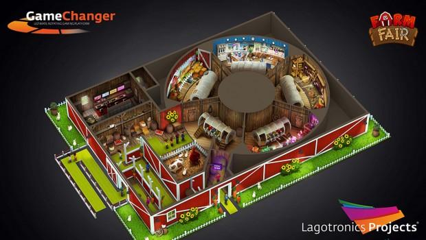Lagotronics Farm Fair GameChanger Rendering