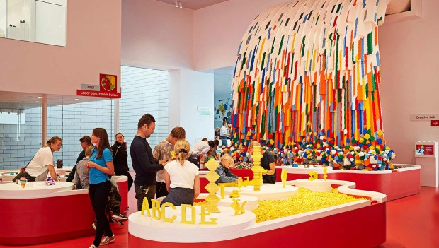 LEGO House Home of the Brick Erlebniszone