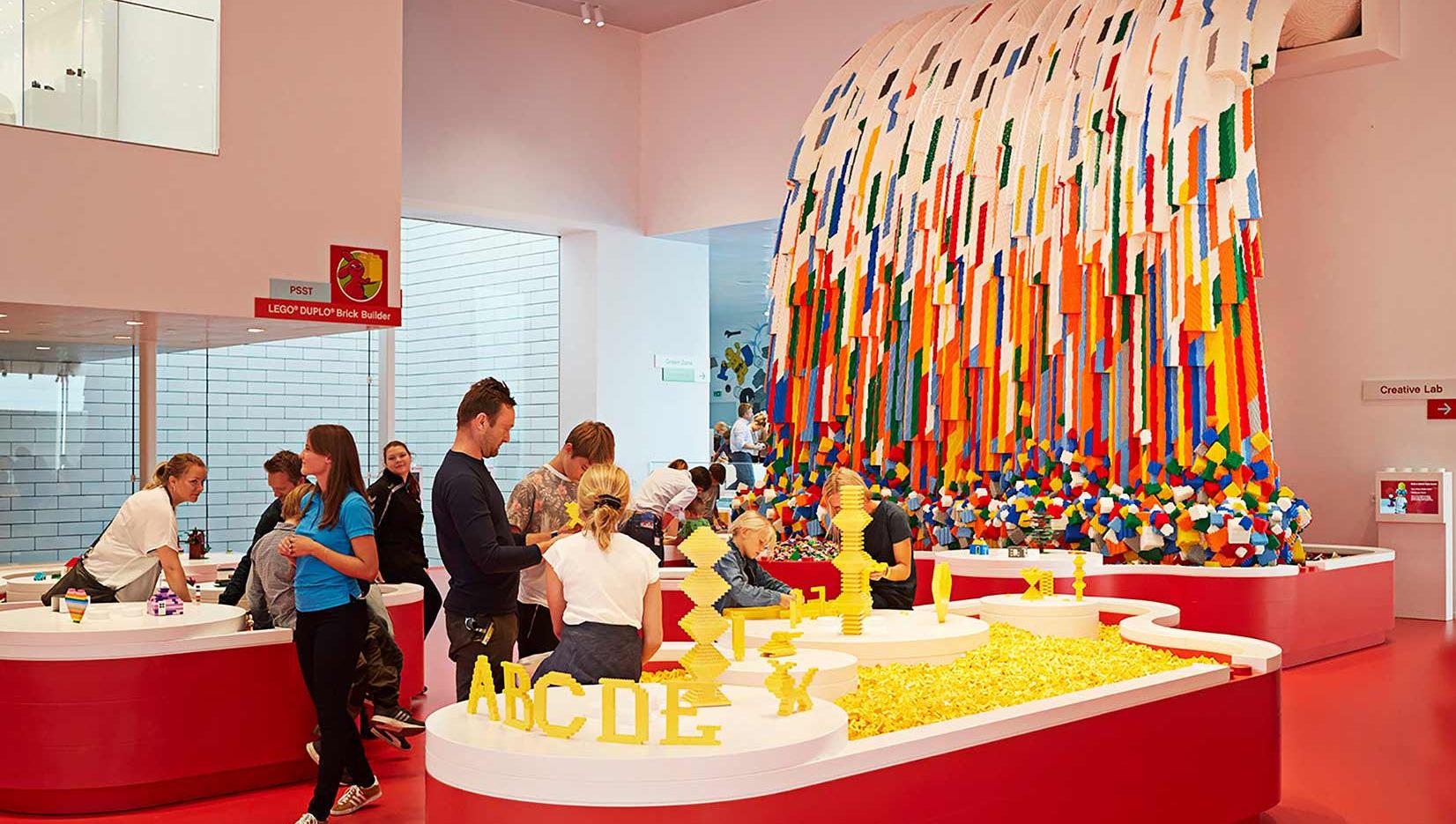Lego House Home Of The Brick In Billund Eröffnet Parkerlebnisde