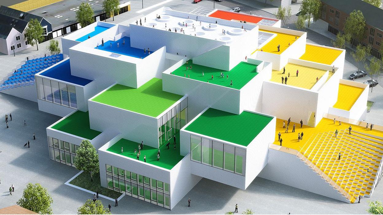 lego house home of the brick in billund er ffnet. Black Bedroom Furniture Sets. Home Design Ideas