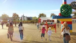 """LEGOLAND Billund baut großes Mittelalter-Themenhotel: Eröffnung des """"Slotshotel"""" für 2019 angedacht"""