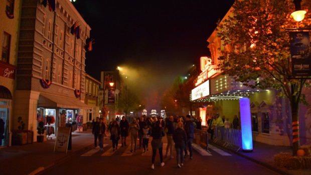 Mainstreet Movie Park Germany während Halloween Horror Fest