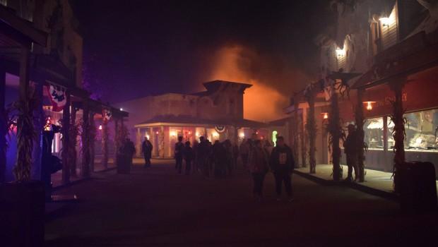 """The Dead West"" beim Halloween Horror Fest im Movie Park Germany"