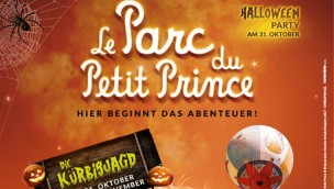 Parc du Petit Prince zu Halloween 2017: Schaurig-schönes Programm vom 21. Oktober bis zum 5. November