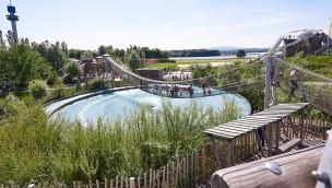 """Ravensburger Spieleland 2018 mit neuem Themenbereich """"BRIO World"""" inklusive neuer Fahr-Attraktion zum 20. Jubiläum"""