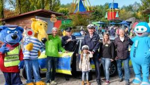 15. Internationale Verkehrssicherheits-Tage im Ravensburger Spieleland 2017 mit tausenden Besuchern