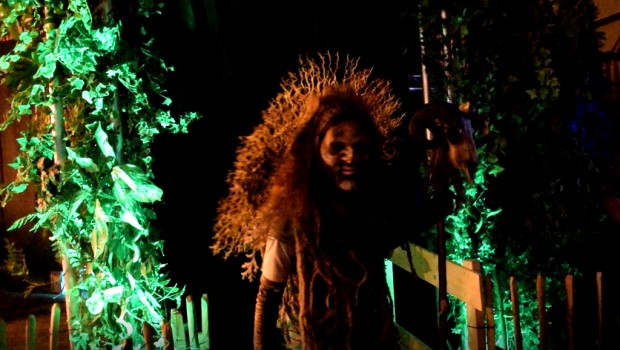 Screaming Swamp Toverland Halloween 2017