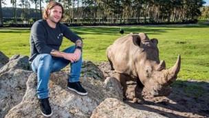 Fußballprofi Torsten Frings übernimmt die Schirmherrschaft der Serengeti-Park Stiftung