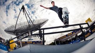 Alex Mizurov Skateboarder Europa-Park Meisterschaft 2017