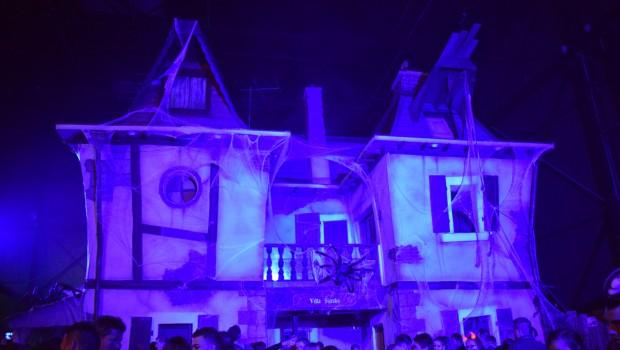 Villa Phobia im Toverland