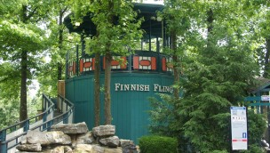 Worlds of Fun Finnish Fling außen