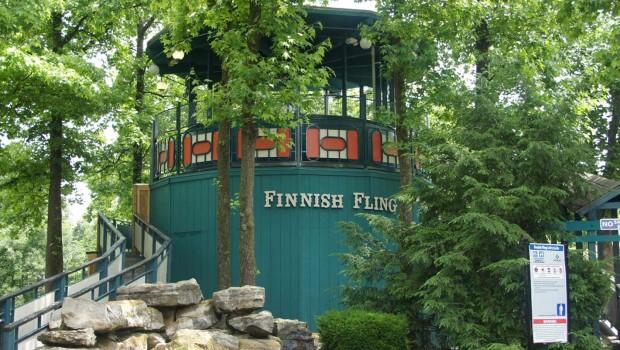 Worlds of Fun Finnish Fling außen