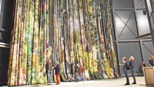 360-Grad-Panorama von Yadegar Asisi im Erlebnis-Zoo Hannover entfaltet