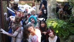 Zoo Osnabrück Halloween-Erschrecker 2017
