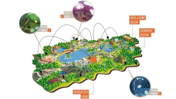 Alterface Wander Map