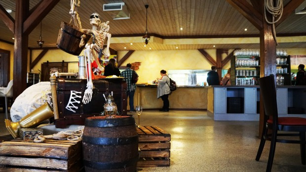 Crazy-Kraken-Taverne Geiselwind Piraten-Restaurant