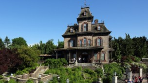 Disneyland Paris Gruselhaus Phantom Manor