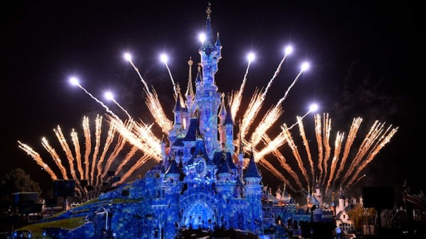 Disneyland Paris Silvester