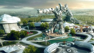East Science Valley in China: 1,5 Milliarden US-Dollar teurer Science Fiction-Themenpark öffnet im Dezember seine Pforten