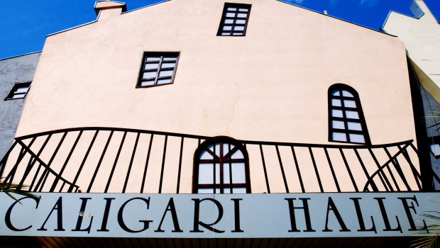 Filmpark Babelsberg Caligari Halle