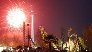 Freizeit-Land Geiselwind Feuerwerk