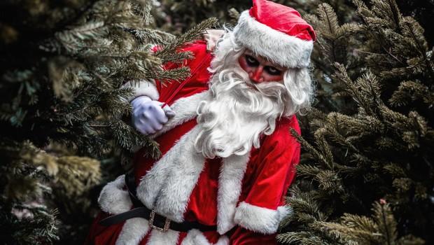 Grusellabyrinth NRW - Winter Creepy Christmas Weihnachtsmann
