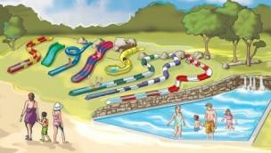 Holiday World stellt Neuheiten 2018 vor: Wasserpark-Erweiterung, Erneuerung der Holzachterbahn und mehr