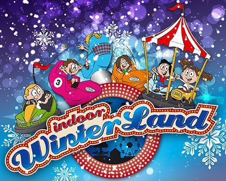 Indoor-Winterland Waregem