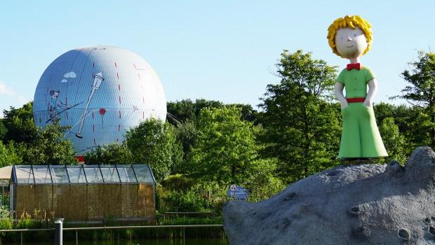 Kleiner Prinz Freizeitpark - Planet