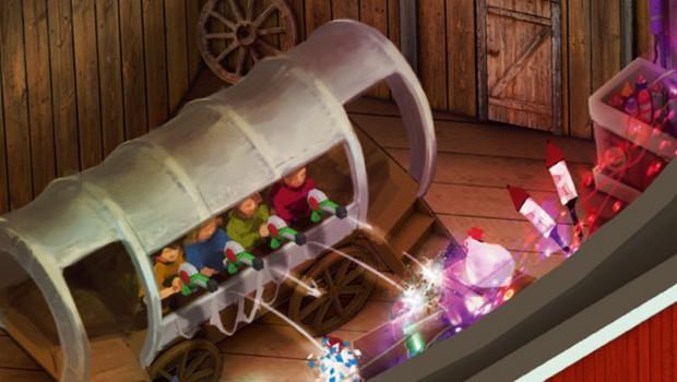 Lagotronics Farm Fair Game Changer interactive Artwork