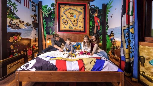 LEGOLAND Deutschland Piraten-Hotel Doppelzimmer