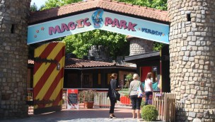 Magic Park Verden Eingang
