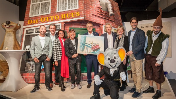 OTTOs Welt Ausstellung im Europa-Park - Eröffnung