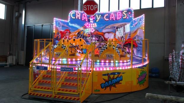 SBF Visa Crazy Cabs Familien break Dance
