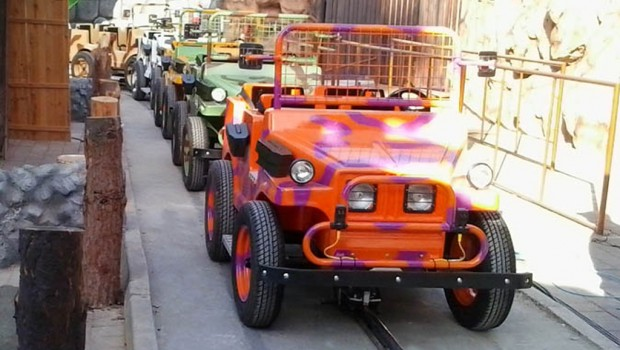 SBF Visa Jeep 4x4 Safari