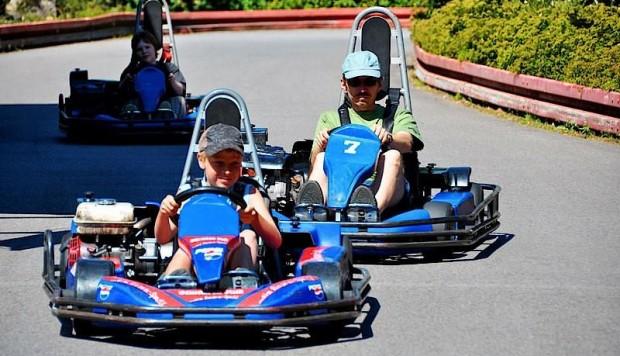 Schwaben-Park Go Kart