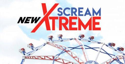 Screm Xtreme in Kentucky Kingdom 2018