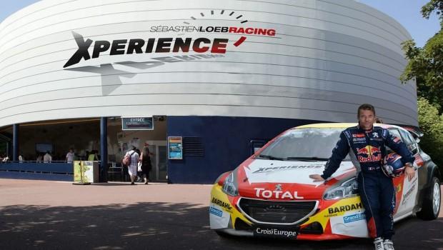 Sebastien Loeb Racing Xperience Futuroscope-Mockup
